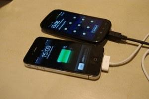 Iphone4 and NexusS