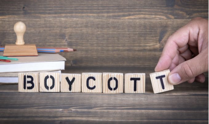 Eighth Circuit: State Law Forbidding Government Contractors from Boycotting Israel is Unconstitutional